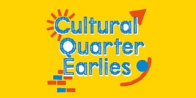 Free Family Workshop - Cultural Quarter Earlies - December