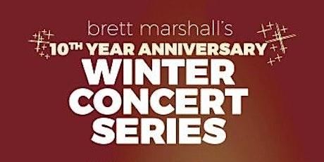 Brett Marshall & The Disclaimers Jazz Quartet Show tickets