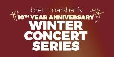Brett Marshall & The Disclaimers Jazz Quartet Show