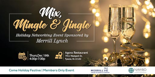 NAWBO Mix, Mingle and Jingle 1912