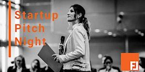 Startup Pitch Night - Media & Entertainment -...