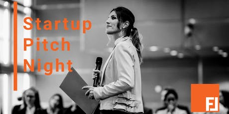 Startup Pitch Night - Media & Entertainment - Investors - Startups tickets
