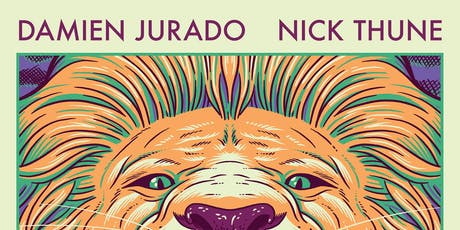 Damien Jurado and Nick Thune - Sad Music, Sad Comedy tickets