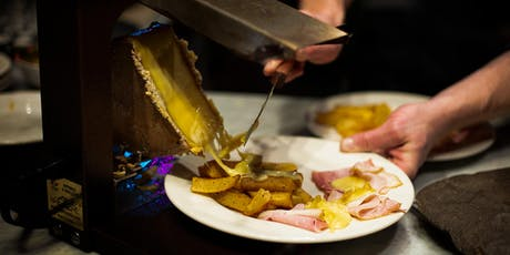 Raclette Cheese Night tickets