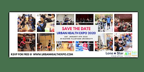 URBAN HEALTH EXPO 2020 tickets