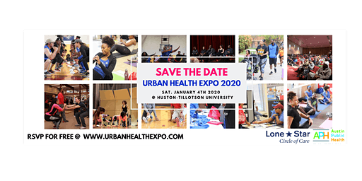URBAN HEALTH EXPO 2020