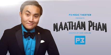 Tuesday Night Magic with Naathan Phan tickets