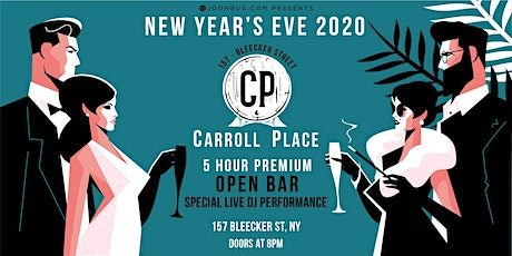 Carroll Place New Years Eve 2020 Party tickets
