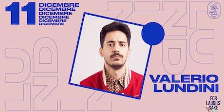 Valerio Lundini - Monkey Business Padova biglietti