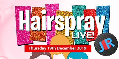 Hairspray presented by Manchester Enterprise Academy Thursday 19th Dec tickets