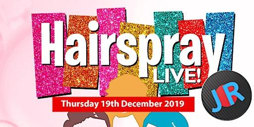 Hairspray presented by Manchester Enterprise Academy Thursday 19th Dec