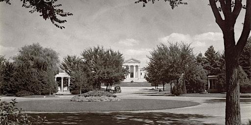 History tour of the Fairmount Community Mausoleum