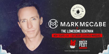 Mark McCabe | NYE at The Lonesome Boatman, Clane tickets