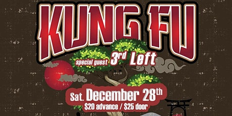 Kung Fu w/s/g 3rd Left at Soundcheck Studios tickets