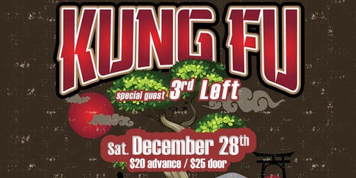 Kung Fu w/s/g 3rd Left at Soundcheck Studios