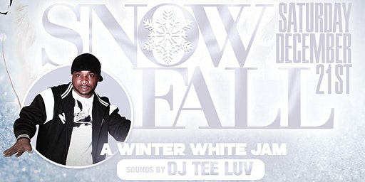 SNOWFALL - A TOS Winter White Jam