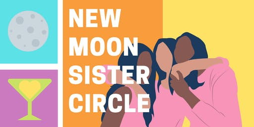 New Moon Sister Circle: Nourishing Your Heart Center