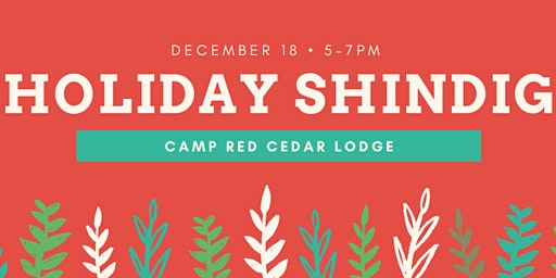 Camp Red Cedar Christmas Party