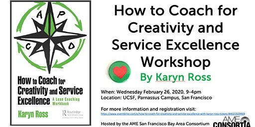How to Coach for Creativity and Service Excellence with Karyn Ross