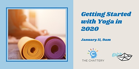 Getting Started with Yoga in 2020 tickets