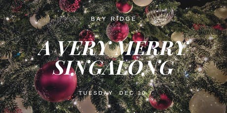 A Very Merry Singalong tickets