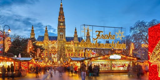 Iconic Christmas Markets River Cruise Informational Meeting
