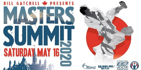 Masters Summit 2020 tickets