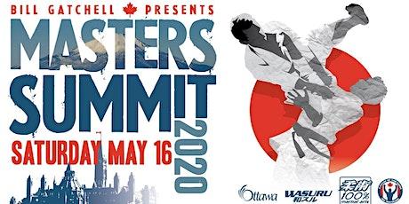 Masters Summit 2020 tickets