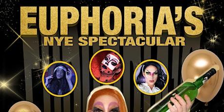 Euphoria's NYE Spectacular! tickets