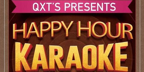 Happy Hour Karaoke plus 2080 Party = Free ALL NIGHT tickets