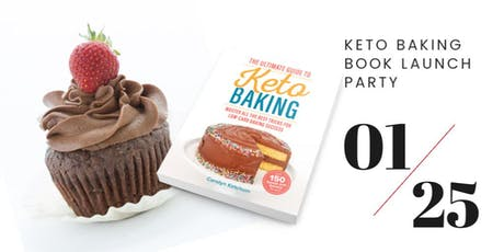 Keto Baking Launch Party tickets