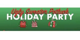 NOAGE Ugly Sweater Holiday Potluck!