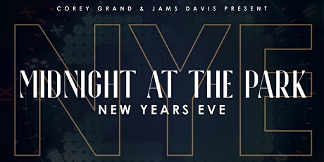 Midnight at The Park: NYE 2020 tickets