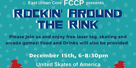 Rockin' Around the Rink! Free Family Event tickets