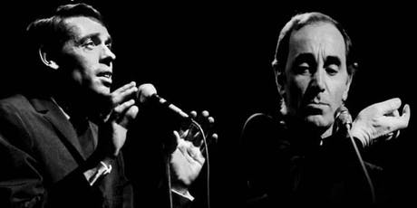 The Music of Jacques Brel & Charles Aznavour tickets