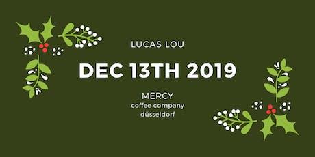 Lucas Lou live @ MERCY coffee company Tickets