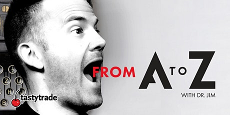 """""""From A to Z"""" w/ Dr. Jim - Boston tickets"""