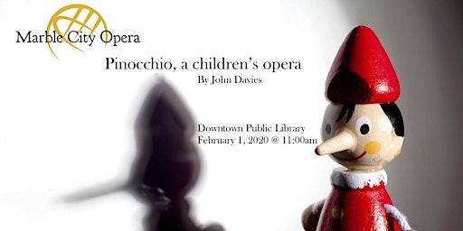 Pinocchio: A Children's Opera