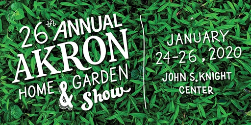 The  2020 Akron Home and Garden Show