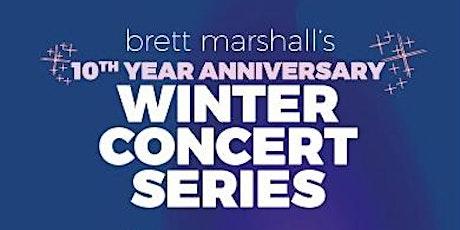 Brett Marshall in Concert tickets