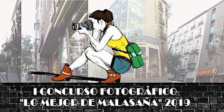 """Exposición de fotografía """"Lo Mejor de Malasaña"""" entradas"""