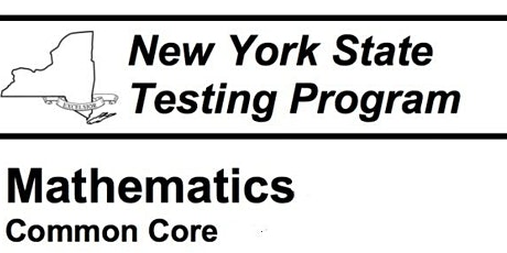 2020 NYS MATH Test Prep (Spring Recess Break) tickets