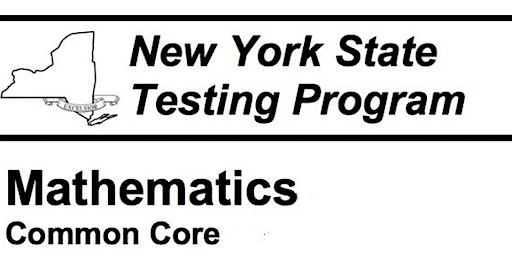 2020 NYS MATH Test Prep (Spring Recess Break)