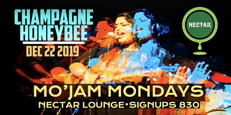 Mo' Jam Mondays ft Champagne Honeybee tickets