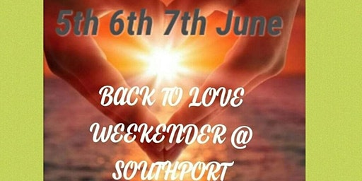 Back to love weekender @Southport