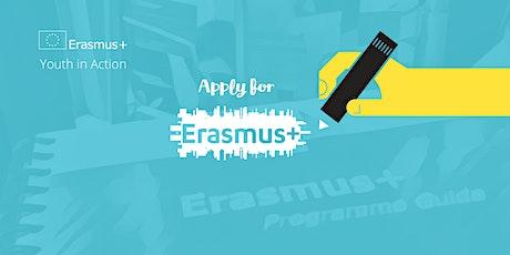 Erasmus+ Youth Application Workshop tickets