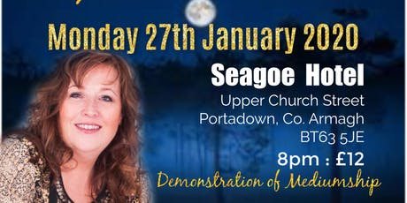 Psychic Night in Portadown tickets