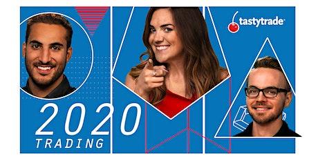 20/20 trading - Brooklyn tickets