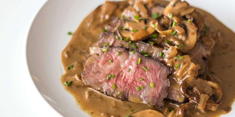 French Bistro Fare - Cooking Class by Cozymeal™ tickets
