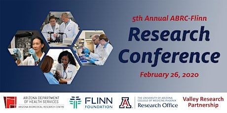 5th Annual ABRC-Flinn Research Conference tickets